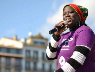 Fátima Djarra Sani lucha contra la mutilación genital femenina