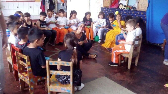 Ane realizó un voluntariado en Nicaragua para la ONGVoluntariado