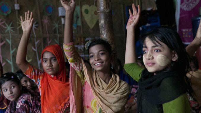 mujeres-rohingya-espacios-seguros