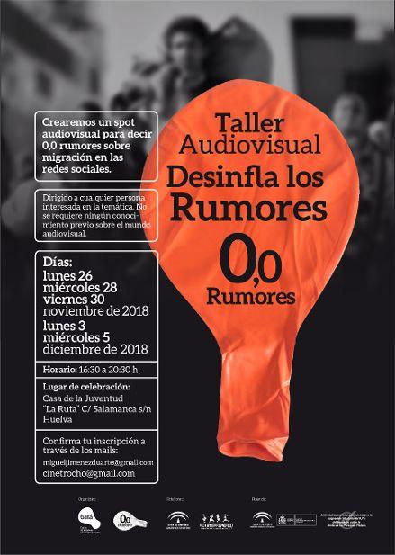 Taller Desinflando rumores