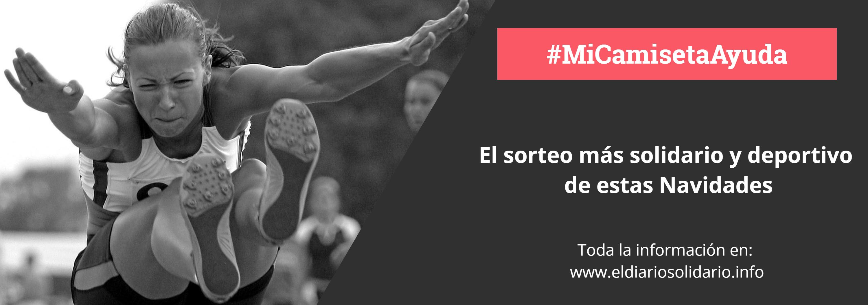 Campaña navideña: #MiCamisetaAyuda