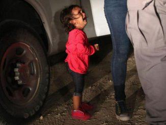 Niño migrante EEUU