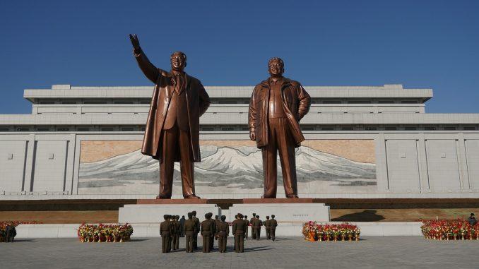 Corea del Norte Ayuda Humanitaria
