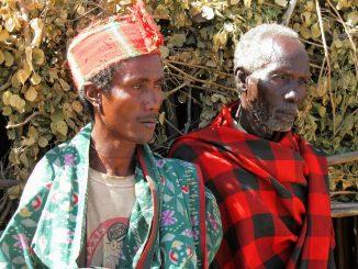Etiopía Ciudadanos