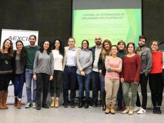 Programa Jóvenes de Extremadura en organismos multilaterales