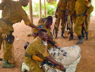 Burkina Faso desestabilización