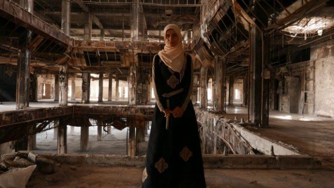 Mujeres en zonas de conflicto