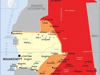 Sahara mauritano
