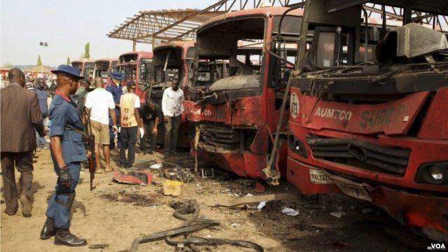 Nigeria atentado