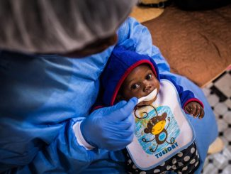 Ébola primer aniversario