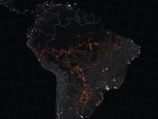 Amazonía en llamas