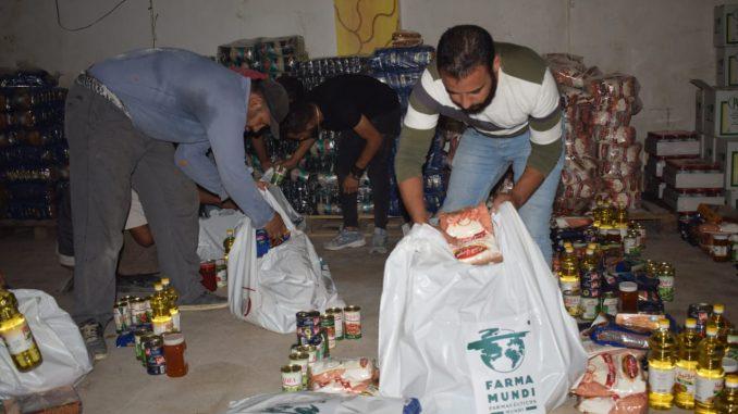 Plan de emergencia activado en Siria