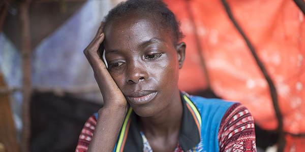 Niños secuestrados Congo