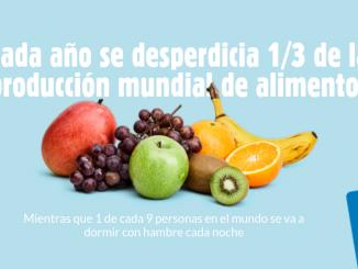 stop desperdicio alimentos