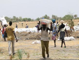 Sudán del Sur, hambruna
