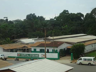 Hospital de Ebomé, Camerún