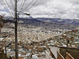 España_ apoya_ el_ sector_ del_ agua de Bolivia