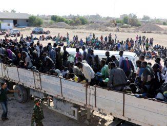 Refugiados-ACNUR-Evacuación