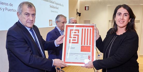 premio Rafael Izquierdo a la Solidaridad