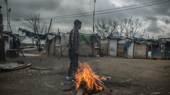Desigualdad en España pobreza