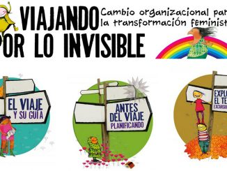 Viajando por lo invisible