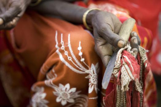 Mutilación genital femenina Uganda