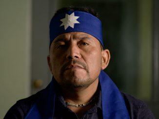 Mapuche Alberto Curamil