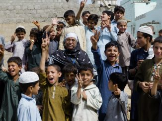Khalida Nasreen Polio