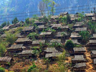 Myanmar refugiados