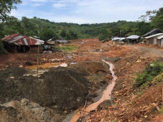 oro y conflicto en colombia