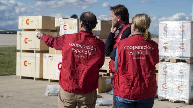 cooperación española
