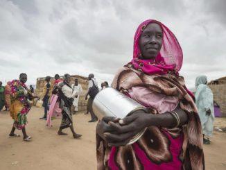 ACNUR Sudán