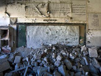 escuelas en Libia atacadas