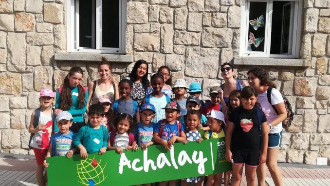 Sonia Barrar Ruta 33 - Destino: Educación para todos