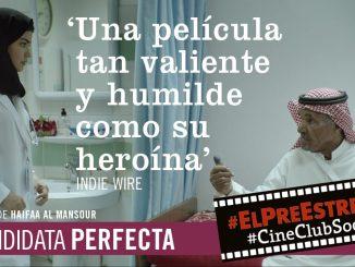 #ElPreEstreno cine club social