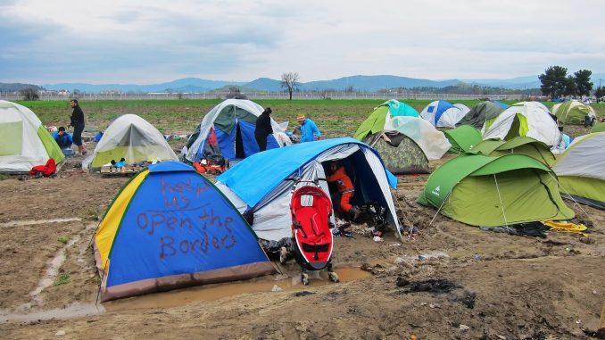 Grecia, crisis de refugiados