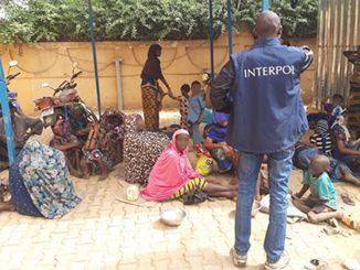 Tráfico sexual Niger