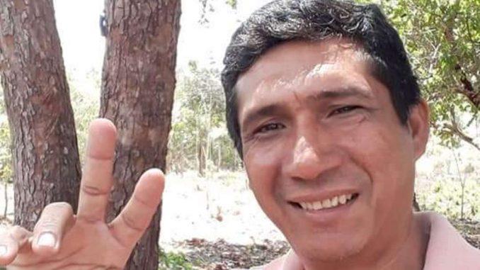 Zezico Guajajara activista