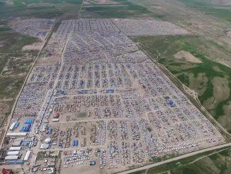 Al Hol, campamentos de refugiados Siria