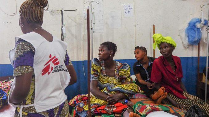 Violencia, RDC, MSF