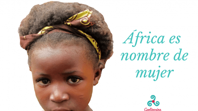 Cartel Africa Es Nombre De Mujer