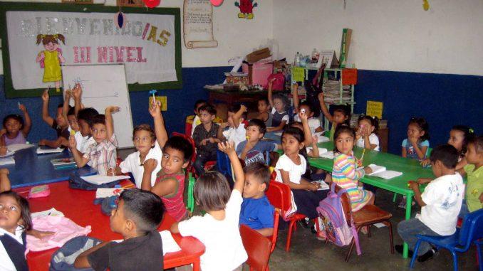Huesca subvenciones Centro infantil en Ocotal, Nicaragua