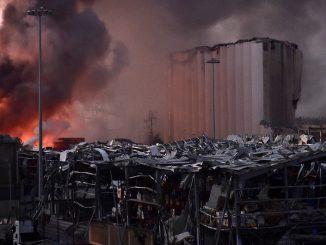 Explosión Beirut, Líbano