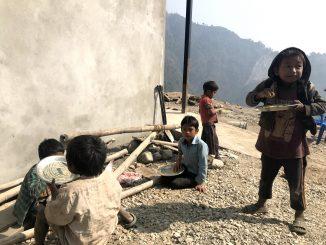 Niños gobierno local cooperación