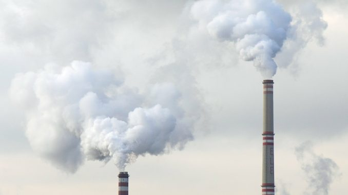 litigio climático contaminación