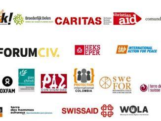 ONG denuncia violencia Colombia