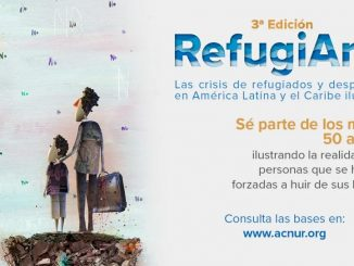 Refugiarte, convocatoria 2020-2021