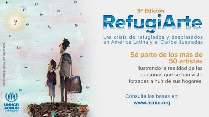 Refugiarte, convocatoria 2020-2021