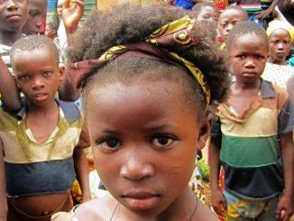 África es nombre de mujer