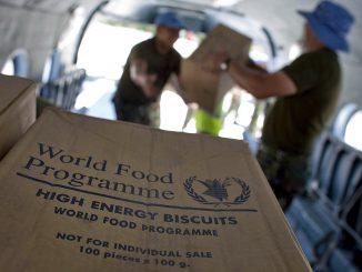 Premio Nobel de la Paz 2020 Programa Mundial de Alimentos